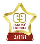 Gwiazda Jakości Obsługi 2018