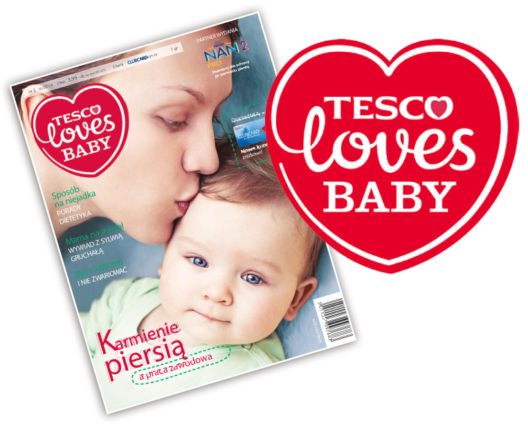 Tesco Gazetka - Loves Baby