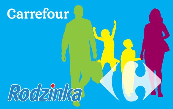 Karta Carrefour - rodzinka